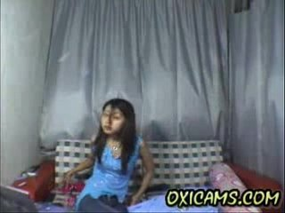 Cute Chinese Teen Dancing Nude On Webcam (new 1)