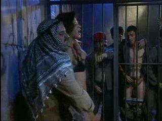 Hot italian babes fucking in Jail